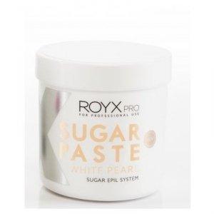 Pasta cukrowa - Royx Pro - White Pearl - 1000g