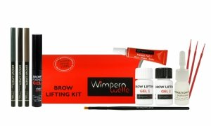Wimpernwelle - Wimpernwelle BROW Lifting & Styling zestaw