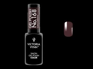 Victoria Vynn Gel Polish Color - Subtle Aubergine No.168 8 ml