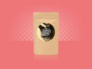 Body Boom Peeling Kawowy Błyskotliwy Prowokator Shimmer Gold 100g