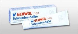 Gehwol - med Schrunden-Salbe - Maść na pękające pięty - 75 ml