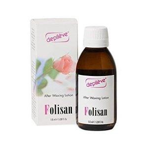 Depileve Folisan preparat na wrastające włosy 150ml