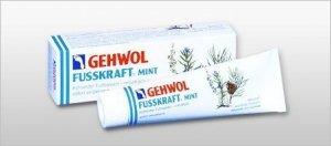 Gehwol - Fusskraft Mint - Balsam chłodzący do stóp - 125 ml