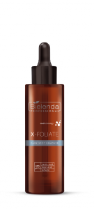 Bielenda X-Foliate Dark Spot Remover Formuła do skóry przebarwieniami  30 ml