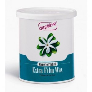 Depileve Wosk Extra Film Wax Monoi de Tahiti 800g