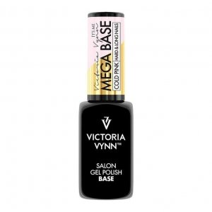 Victoria Vynn Mega Base COLD PINK HARD & LONG NAILS 8ml