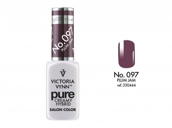Victoria Vynn Pure Color - No.097 Plum Jam 8 ml