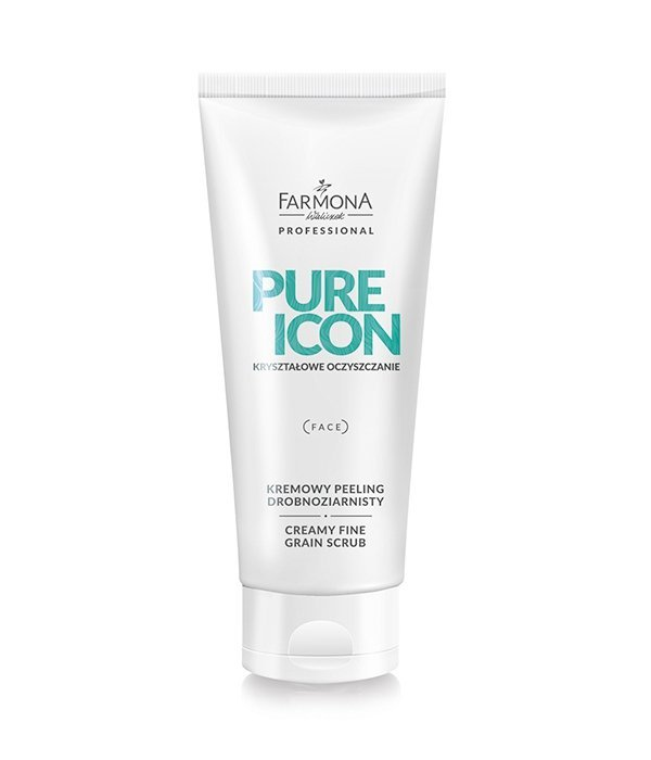 Farmona Pure Icon - Kremowy peeling drobnoziarnisty - 200 ml