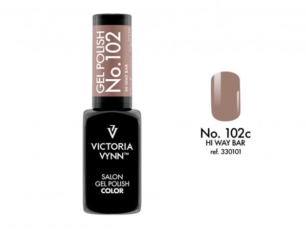 Victoria Vynn Gel Polish Color - Hi Way Bar No.102 8 ml