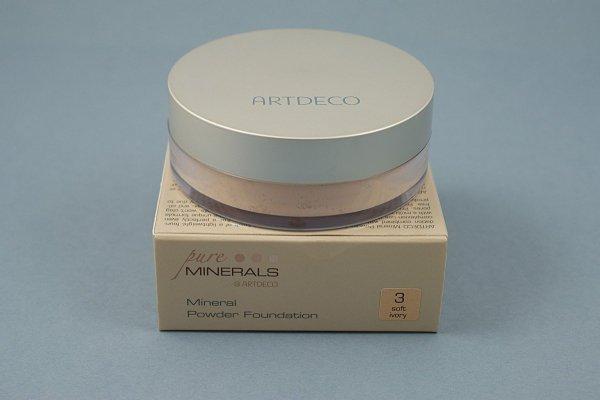 Artdeco- Podkład mineralny - Mineral losose powder nr: 2