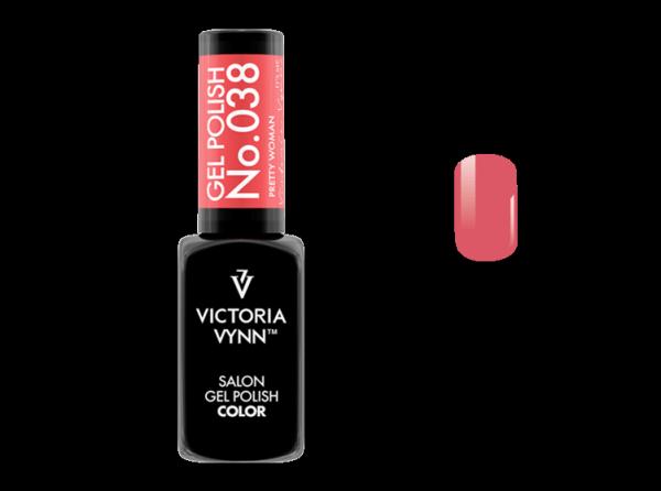 Victoria Vynn Gel Polish Color - Pretty Woman No.038 8 ml