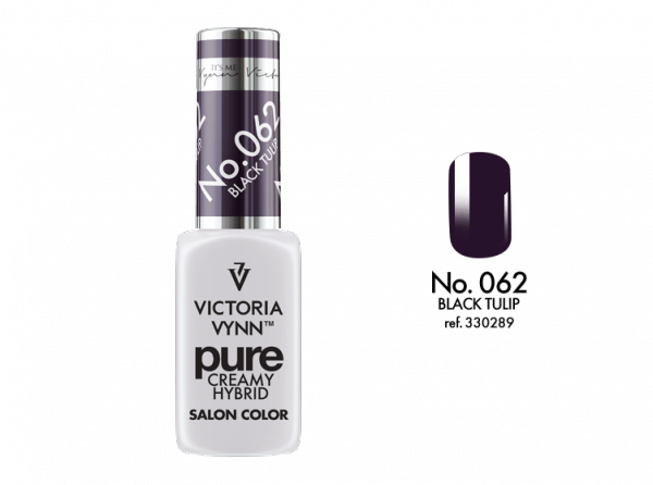 Victoria Vynn Pure Color - No.062 Black Tulip 8 ml