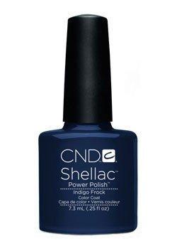 CND Shellac Indigo Frock - 7,3 ml