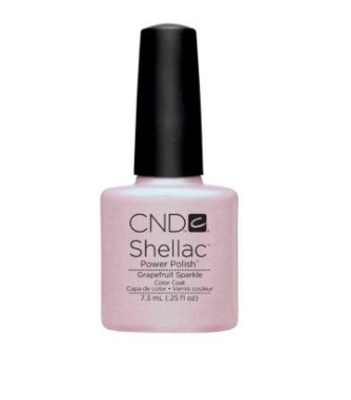 CND Shellac Graprfruit Sparkle - 7,3 ml