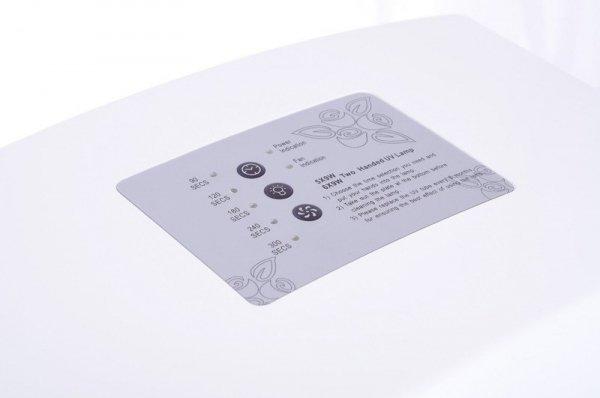Lampa UV 45w Timer White Z Wentylatorem