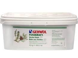 Gehwol Fusskraft Sól ziołowa do kąpieli stóp 5 kg