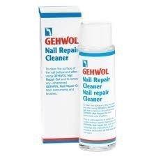 Gehwol - Nail repair Cleaner - Płyn odtłuszczający do rekonstrukcji płytki paznokciowej - 150ml