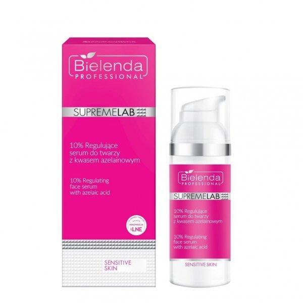 Bielenda - Sensitive Skin - 10% Serum do twarzy z kwasem azelainowym 50ml