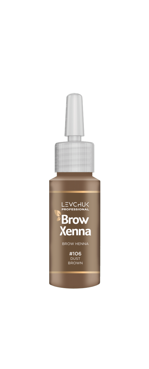 BrowXenna® #106 Dust Brown 10ml