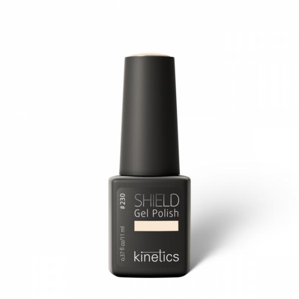 Kinetics - Lakier Hybrydowy Shield - Ever Cream 230 - 11ml