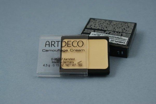 Artdeco - Kamuflaż w kremie - Camouflage Cream nr:1