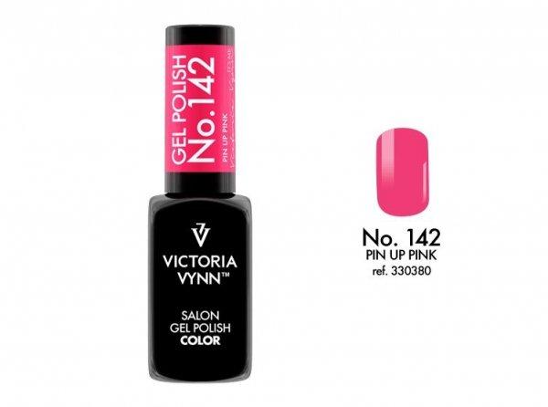 Victoria Vynn Gel Polish Color - Pin Up Pink No.142 8 ml