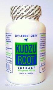 Kudzu Root ekstrakt 90 kapsułek/500mg