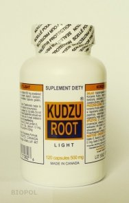 Kudzu Root Light 120 kapsułek/500mg