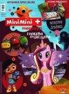 MiniMini+ magazyn Wydanie specjalne+ zestaw tauaży My Little Pony + Flora Magica lub Inky Drinks