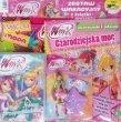 Winx Club Zestaw DVD 5.6 Nowa przepowiednia + 2 książki + figurka
