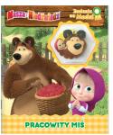 Masza i Niedźwiedź Zadania na medal 3 Pracowity miś