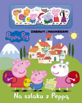 Świnka Peppa Zabawy z magnesami 1 Na szlaku z Peppą