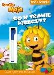Pszczółka Maja Pisz i ścieraj! Co w trawie piszczy?