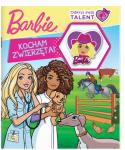 Barbie Odkryj swój talent Kocham zwierzęta