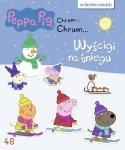 Świnka Peppa Chrum… Chrum… 48 Wyścigi na śniegu