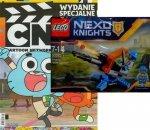 Cartoon Network Wydanie specjalne 2/2016 + LEGO Nexo Knights 30373