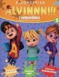 Alvin i wiewiórki 5 (z naklejkami)