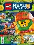 LEGO Nexo Knights magazyn 8/2018 + MACY z potężną maczugą