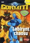Gormiti Kolekcja filmowa 7 Labirynt chaosu (DVD)