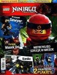 LEGO Ninjago magazyn 3/2018 + SAWYER