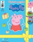 Świnka Peppa magazyn Wydanie specjalne 2/2020 Zwierzaki są fajne! + 4 prezenty