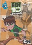 Ben 10 Omniverse 12 Kolekcja filmowa (DVD)