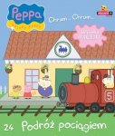 Świnka Peppa Chrum… Chrum… 24 Podróż pociągiem