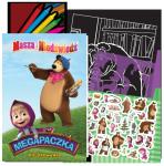 Masza i Niedźwiedź Megapaczka