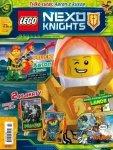 LEGO Nexo Knights magazyn 2/2018 + Aaron z kuszą