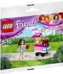 MiniMini+ magazyn Wydanie specjalne + LEGO Friends 30396 Emma i stoisko z ciastkami