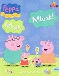 Świnka Peppa Mlask! Mlask! Zgadywanki