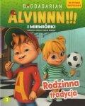 Alvin i wiewiórki W rytmie przygody 3 Rodzinna tradycja