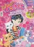 Magic Pocket Wydanie Specjalne 2/2016 + Kitty Club (14 kotków do wyboru)