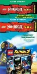 LEGO Ninjago Komiks zestaw cz.1-2 + gra PC gratis